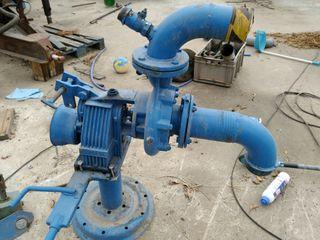 bomba de agua para tractor
