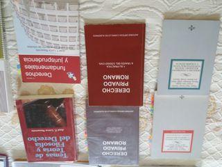 Libros Derecho UMA
