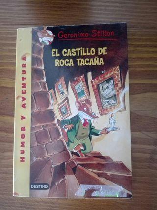Geronimo Stilton El castillo de Rocatacaña