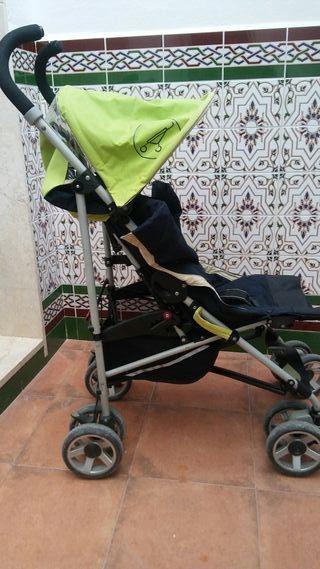 Silla de paseo de bebe marca jané