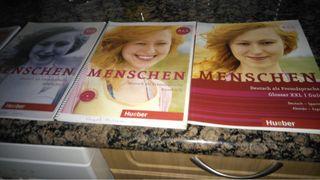 Libros aleman