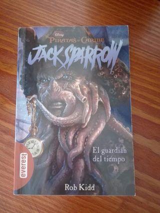 Jack Sparrow El Guardian del tiempo