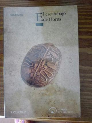 El escarabajo de Horus