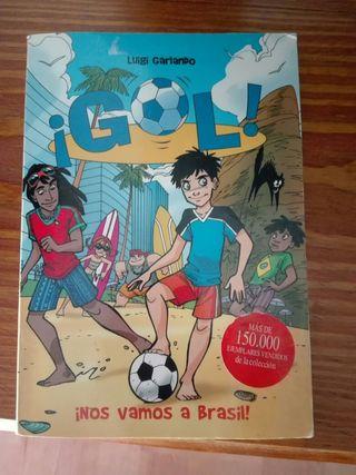 Gol !! nos vamos a Brasil