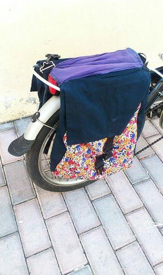 alforja bici