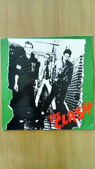 Disco vinilo The Clash