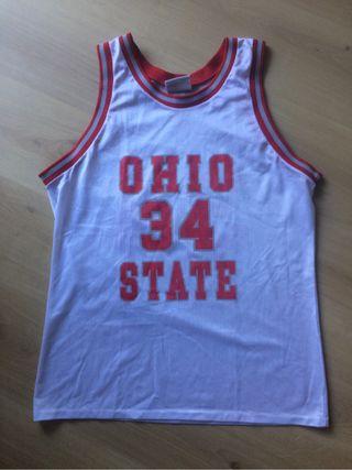 Camiseta Ohio State