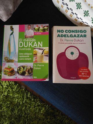 libros metodo Dukan