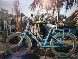 Bicicleta motor electrico