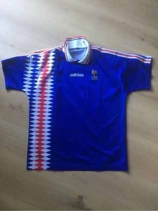 Camiseta Francia vintage