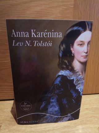Anna Karenina. Novela a estrenar