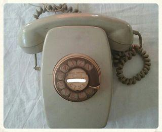 TELEFONO VIEJO (Años 60)