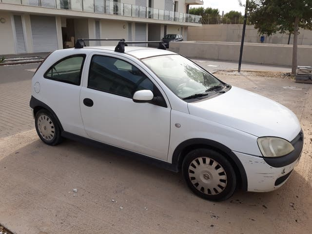 Opel Corsa C 2002 DTI 1.7