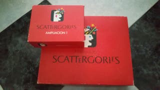 scattergories + ampliacion