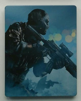 Call of Duty Ghosts con Steelbook PS3