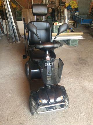 Scooter eléctrico minusválidos