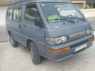 Mitsubishi L 300 2.5td 4x4 año 1993
