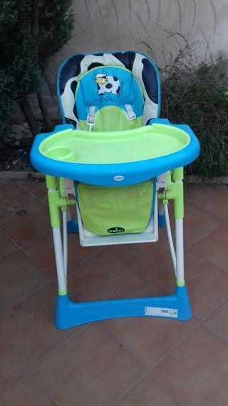 silleta para comer bebes