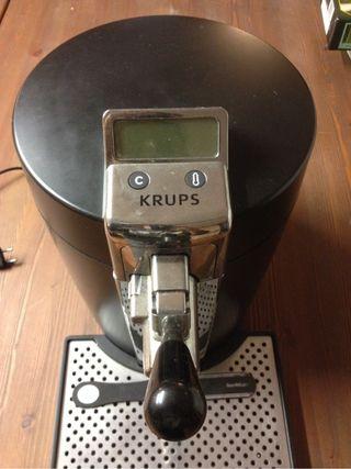 Tirador de cerveza krups