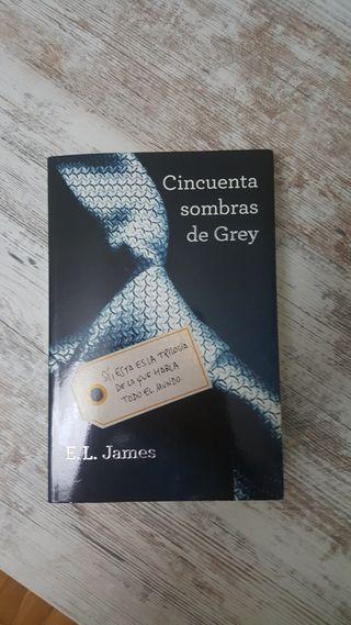 Libro 50 sombras de Grey
