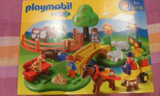 Playmobil 123 6770 COMPLETO