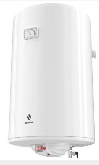 termo agua eléctrico 50 litros + instalacion