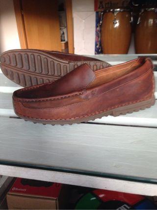 ad0f1041e Zapatos Hombre Cuero de de de segunda mano Solo quedan 3 al 65% 03c619