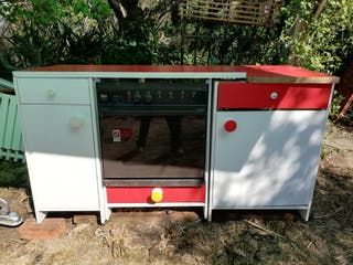 Muebles de cocina con horno