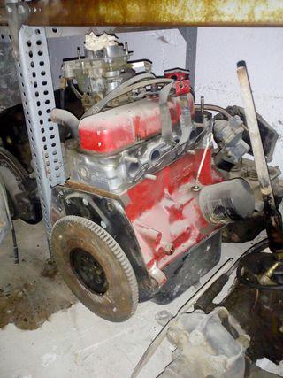 motor para seat 600 y escape 4 en 1
