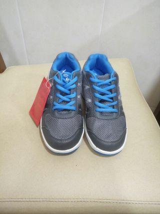 zapatillas de ruedas