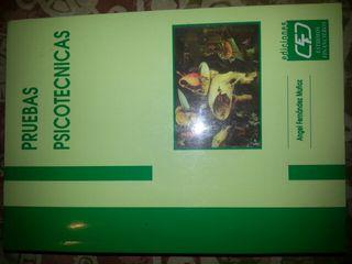 Libro Psicotécnico