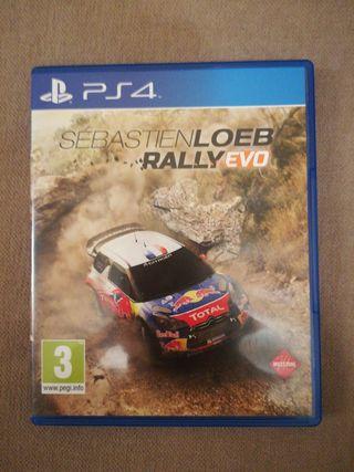 Sébastien Loeb Rally