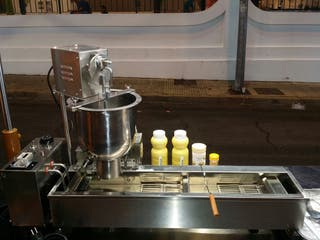 sevende makina de buñuelos