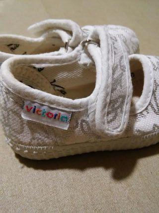 Zapatillas victoria bebe