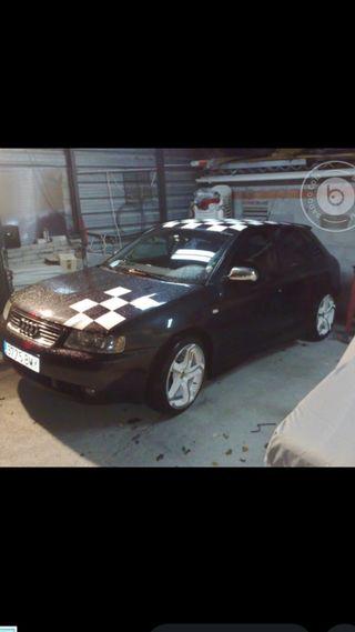 Audi A3 2001 ambition
