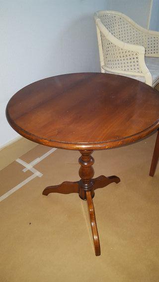 Mesa comedor y 6 sillas de segunda mano por en madrid en wallapop - Wallapop mesa comedor ...