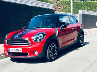 MINI PACEMAN ALL 4