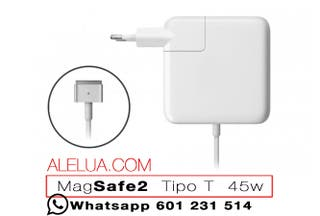 Cargador Macbook Air A1466 45w A1466 A1465 A1502