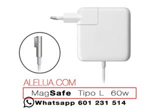 Cargador Magsafe-1 para Macbook, Macbook Air o Pro