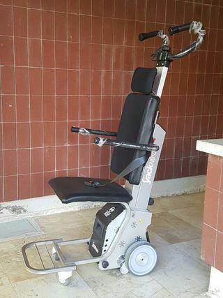 Sillas de ruedas sube escaleras de segunda mano en wallapop for Silla de ruedas de segunda