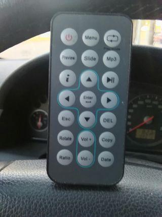 Mando Radio cd coche
