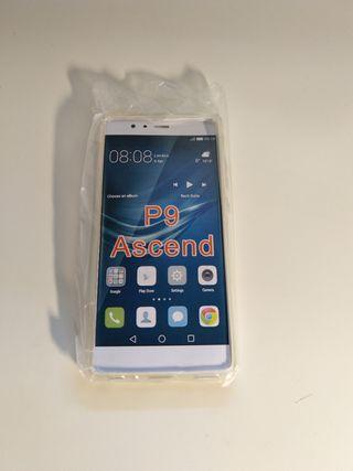 Funda Cristal Clear Huawei P9 (nueva)