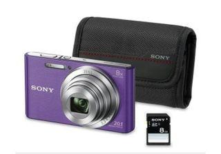 cámara fotográfica digital sony nueva
