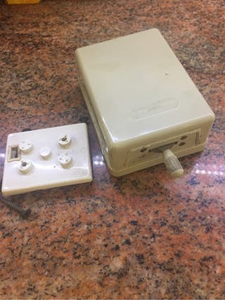 Separador antiguo telefono