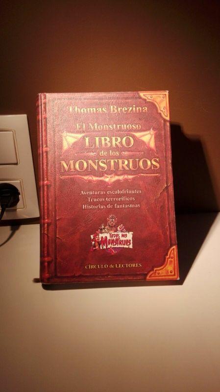 El libro de los Monstruos