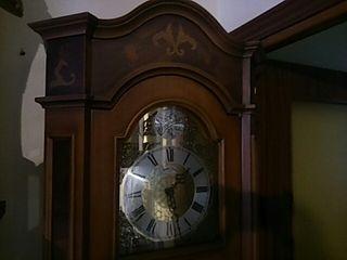 reloj de suelo