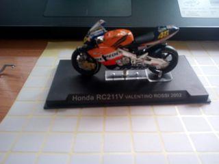 rf. 00 Maqueta moto