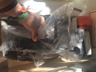 Pack -> Manillas de hierro