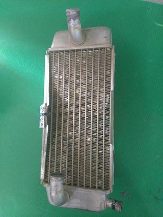 radiador derecho kawasaki kxf rmz 250