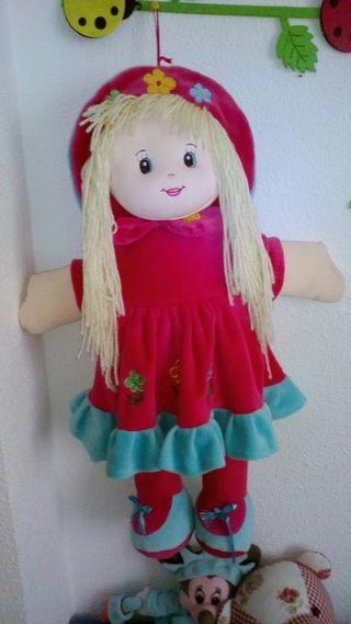 muñeca trapo